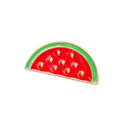 Watermeloen Pin Broche